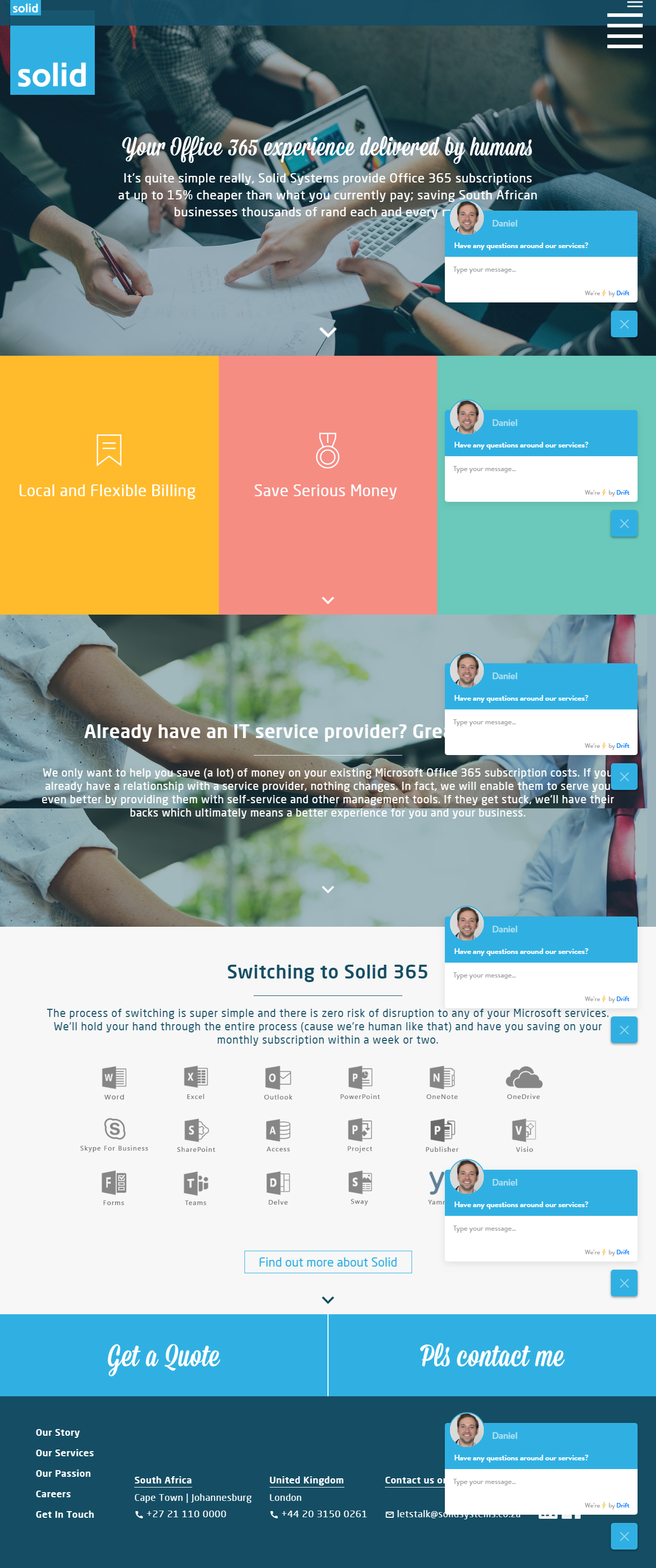 Solid Systems – WordPress
